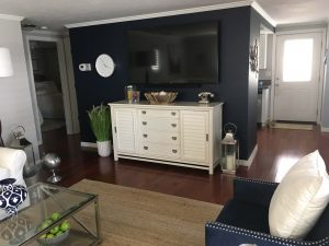 Maldonado Living Room TV - After