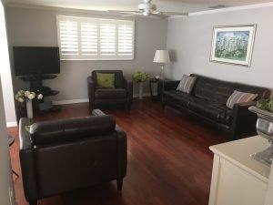 Maldonado Living Room - Before
